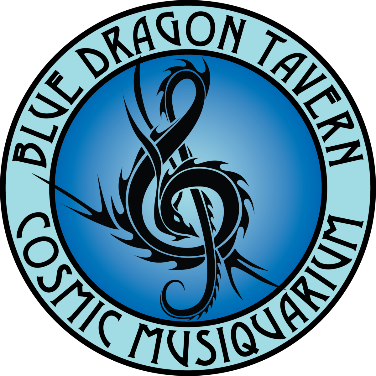 Blue Dragon Tavern & Cosmic Musiquarium